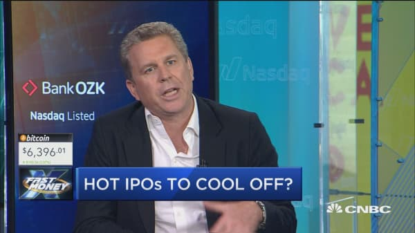 Early Airbnb and Pinterest investor Rick Heitzmann weighs in on the IPO market