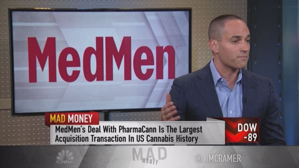 MedMen CEO: 'Retail is the place to be' in cannabis