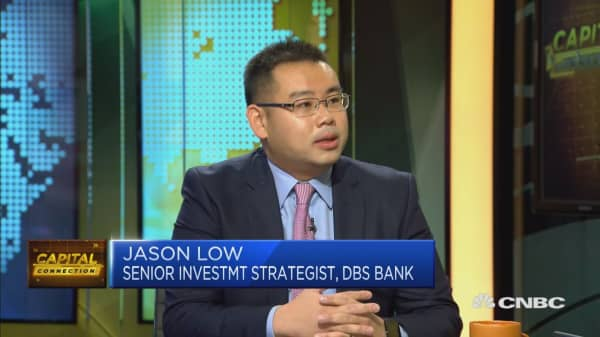 Volatility in short term will not persist, strategist says