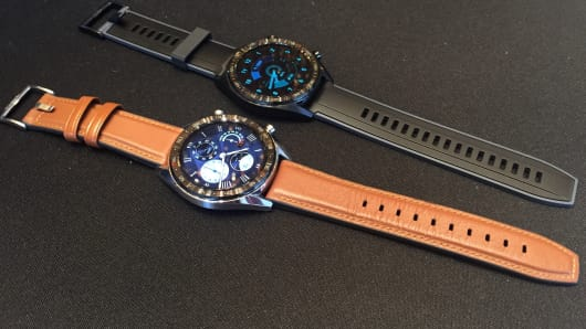 The new Huawei Watch GT