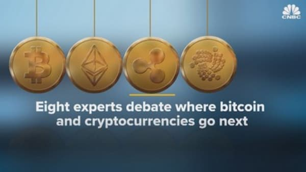 Here's where eight experts think bitcoin and cryptocurrencies go next