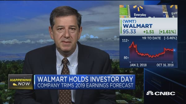 Walmart will be able to mitigate a lot of the tariff issue, says former Walmart US CEO