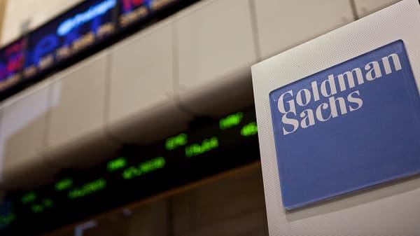 Goldman Sachs beats top and bottom line