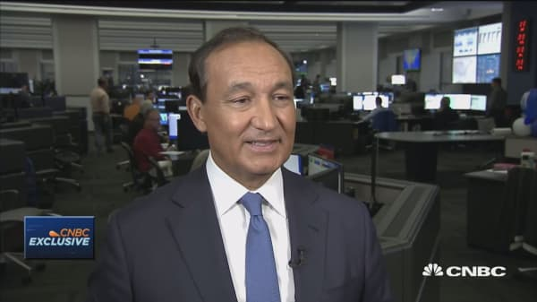Oscar Munoz on Q3 results, jet fuel and Q4 outlook