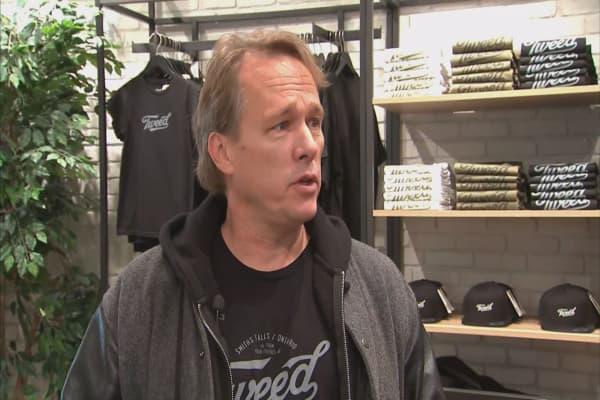 Canopy Growth CEO on marijuana legalization