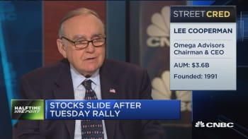 Omega's Cooperman: The whole structure of the market is 'broken'