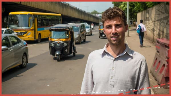 Journey Through India: Mumbai