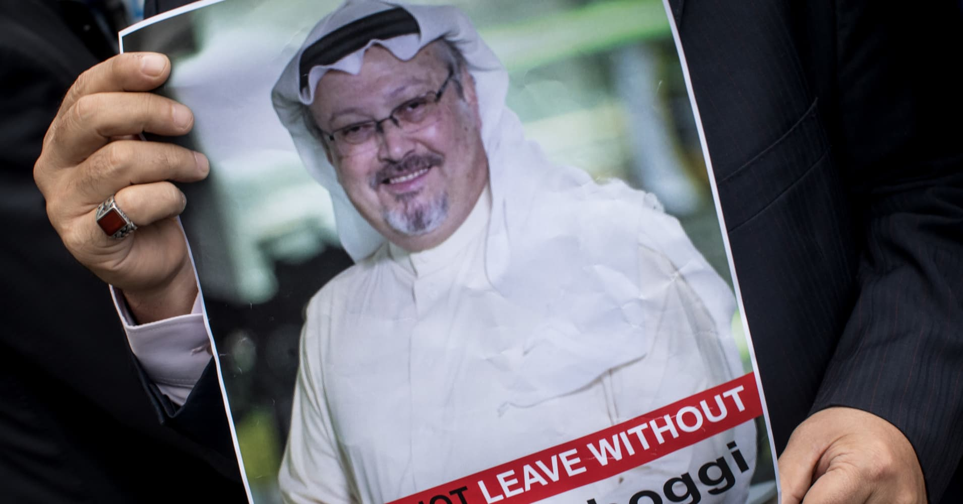 Saudi Arabia admits journalist Jamal Khashoggi was killed after a fight broke out in consulate
