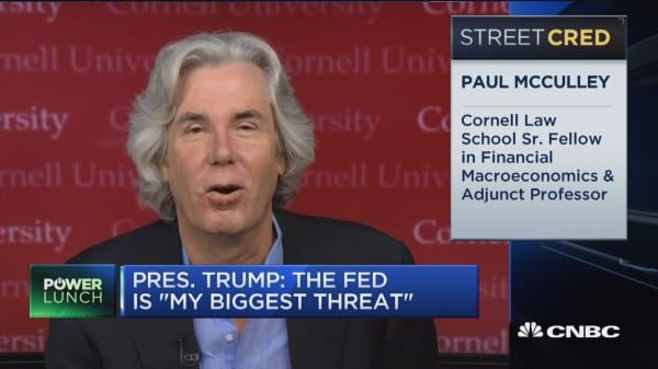 Fmr. Pimco director: The Fed is 'flying A-grade' right now