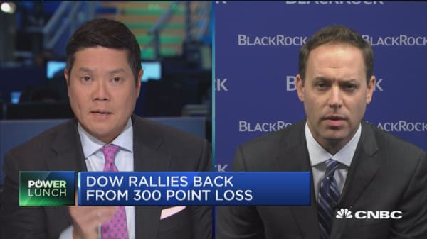 BlackRock's US head of iShares explains the state of ETF fund flows