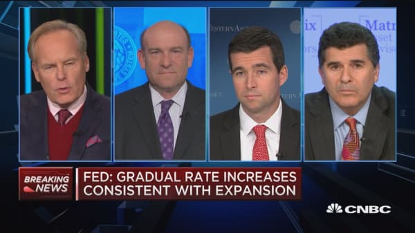 Fed doesn't see a big inflationary threat here, says pro