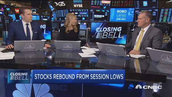 Closing Bell Exchange: Fed minutes did have market impact