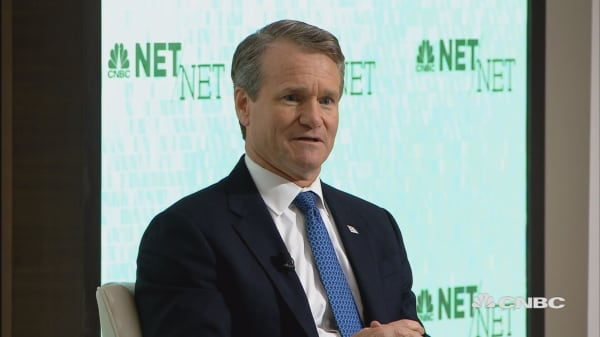 Reinvention and innovation - a conversation with Brian Moynihan