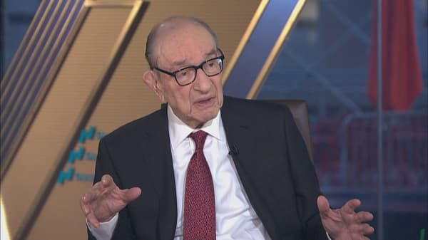 Alan Greenspan: Tightest labor market I've ever seen