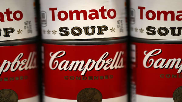 Third Point: Campbell's has gone stale