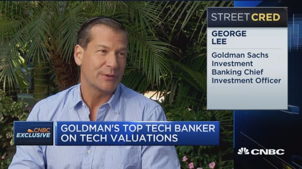 The IPO is aspirational again, says Goldman Sachs' top tech banker