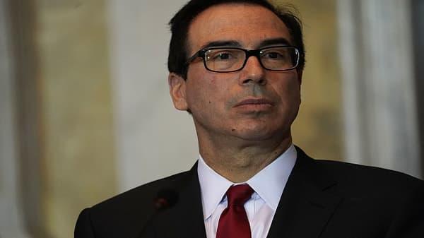 Treasury Sec. Mnuchin not attending Saudi Future Investment Initiative summit