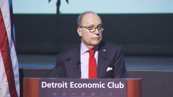 NEC's Kudlow: China has not responded positively to any of our asks