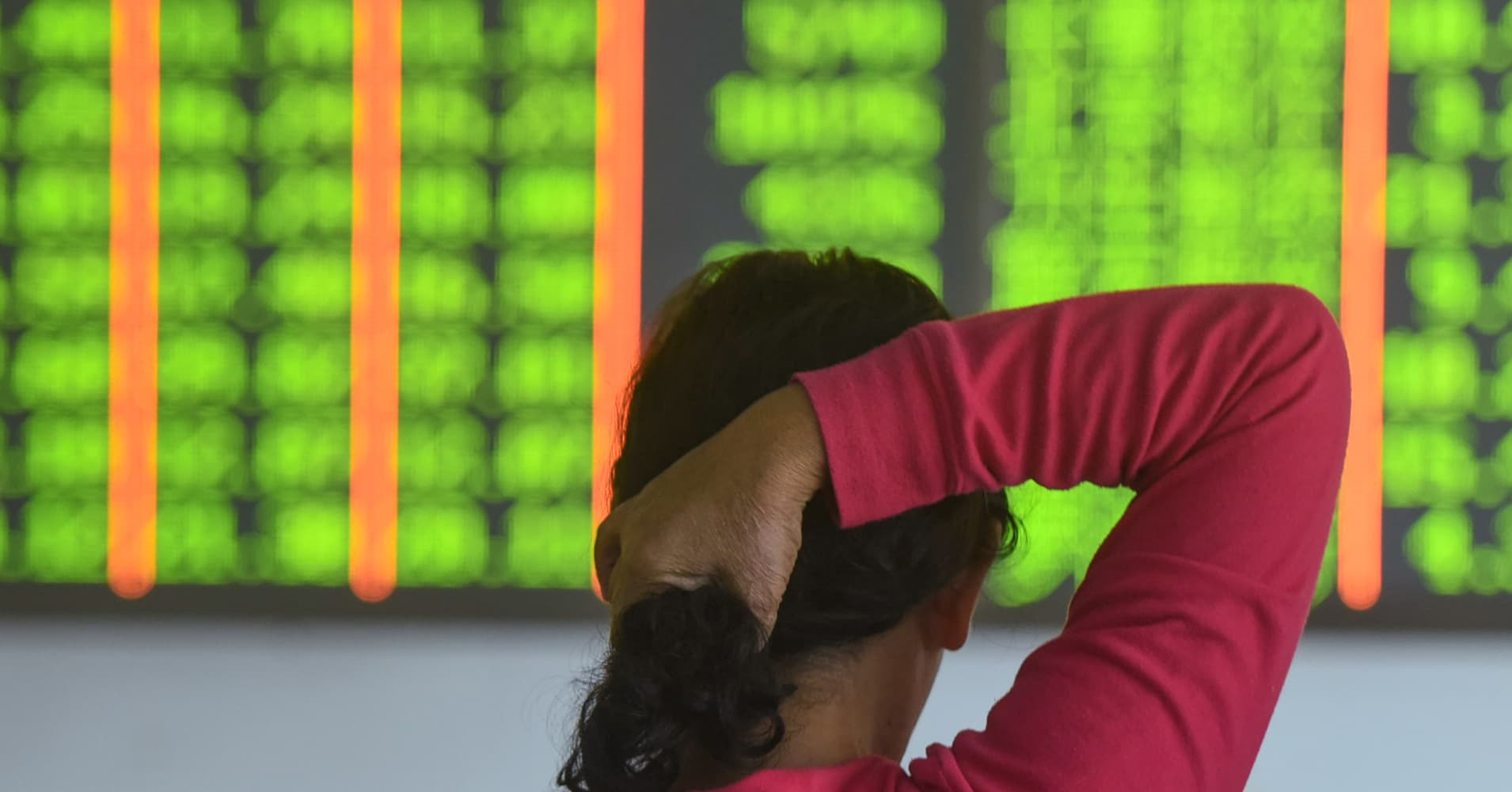 Chinese markets' 2018 performance was their worst in a decade
