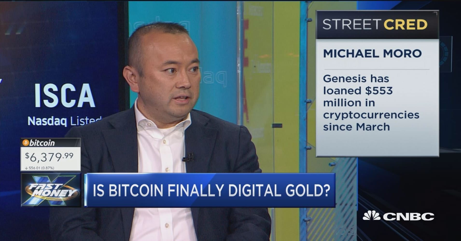 Genesis Trading CEO gives his bull case for cryptocurrencies