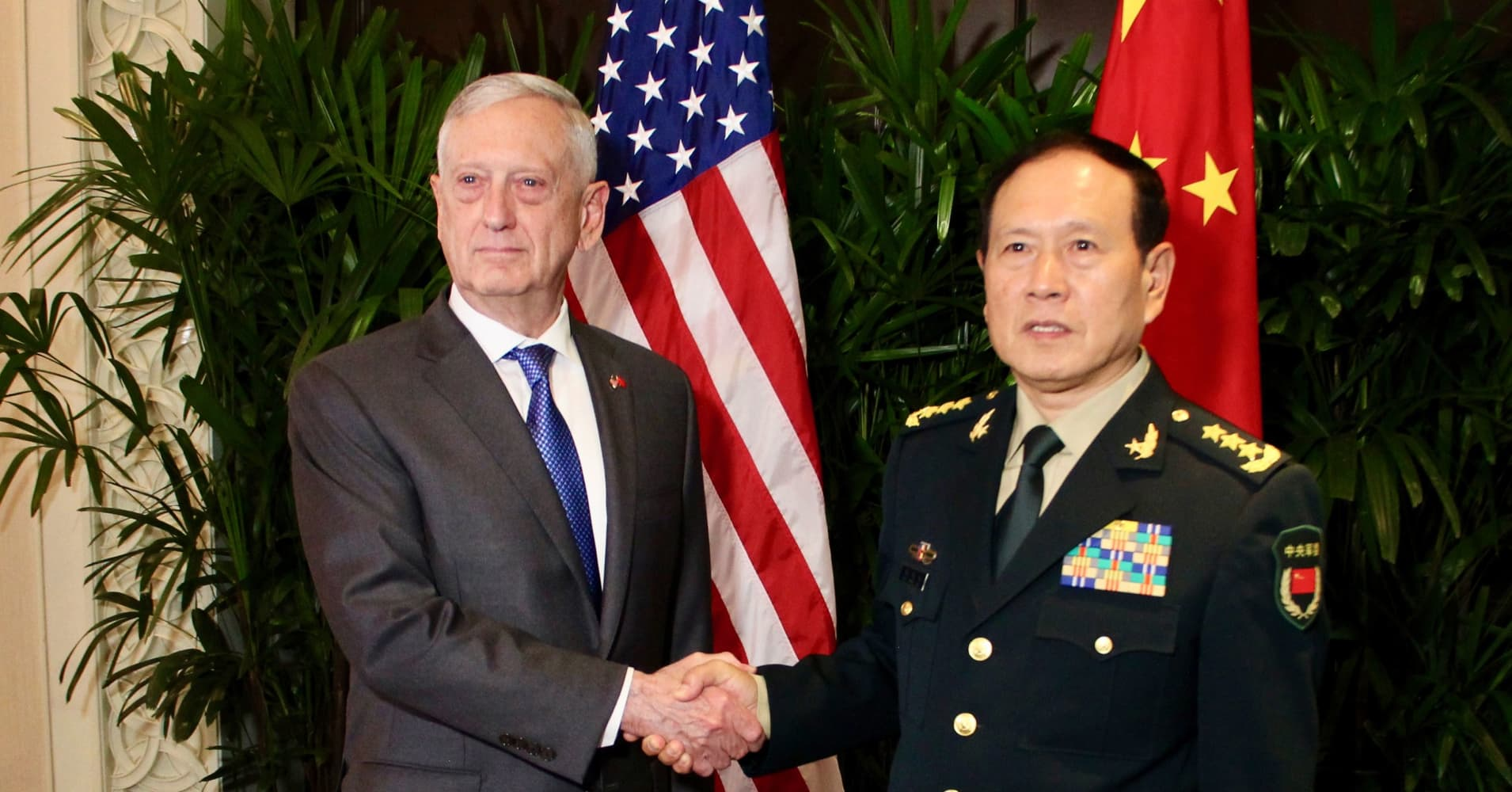 Trade war hostility may be keeping US-China military relations in a state of friction