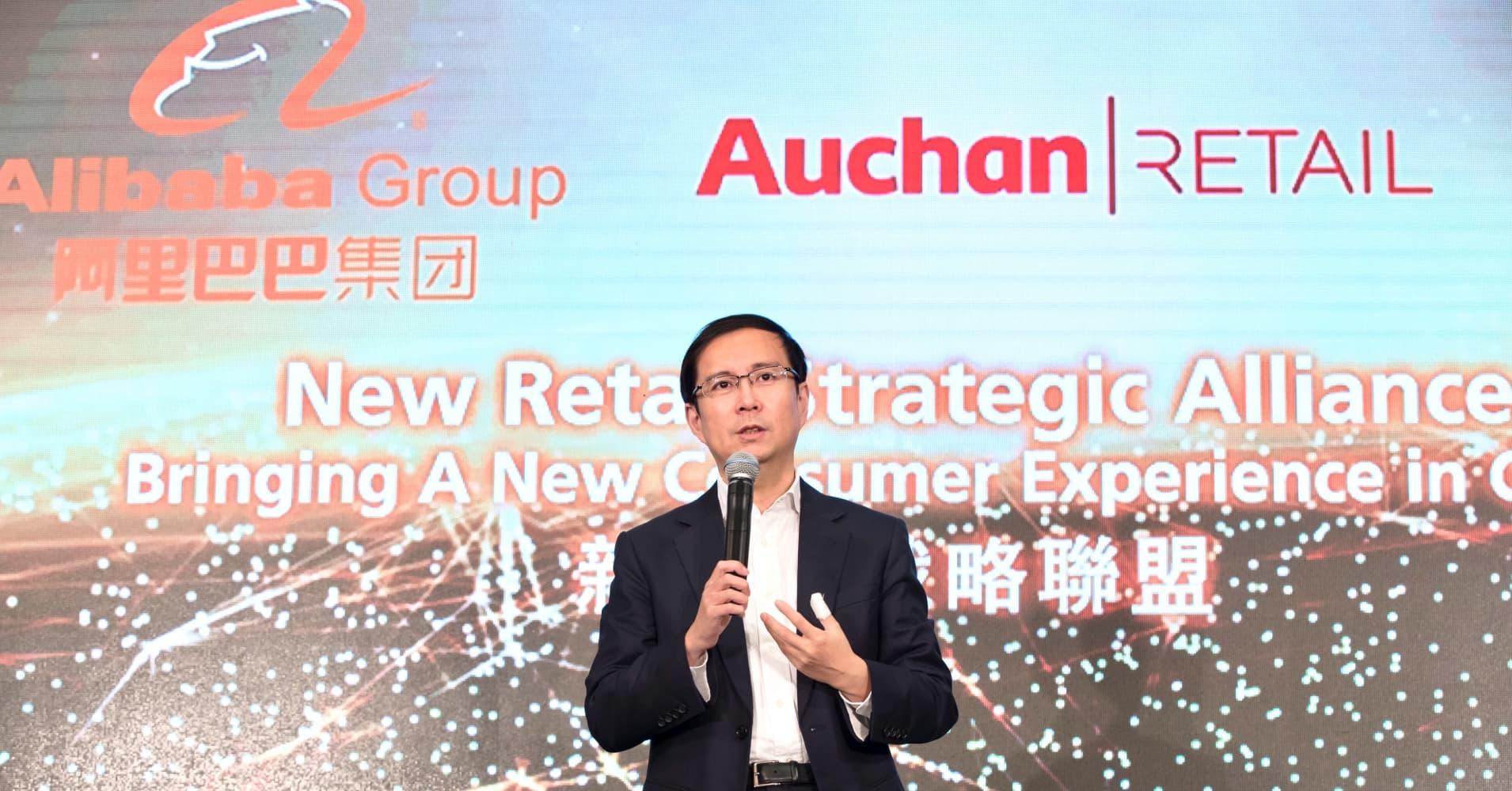 Alibaba aims to make cloud computing its 'main business'