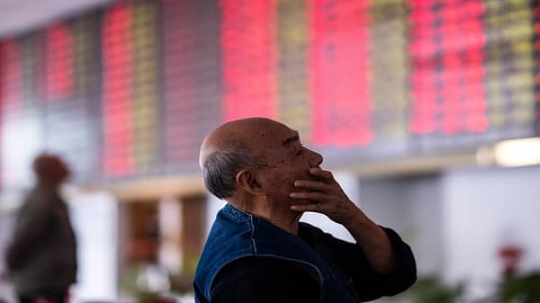 China officials pledge stock support