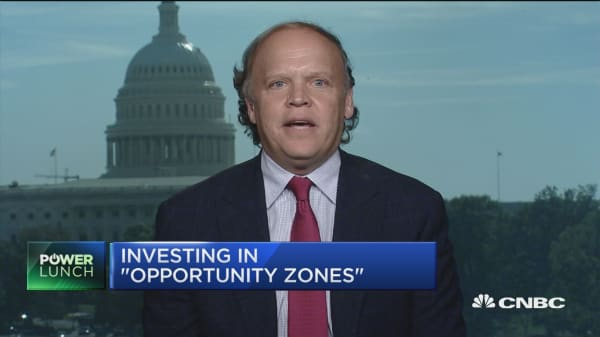 Capitol Investment CEO: Opportunity zone investments could transform low-income communities