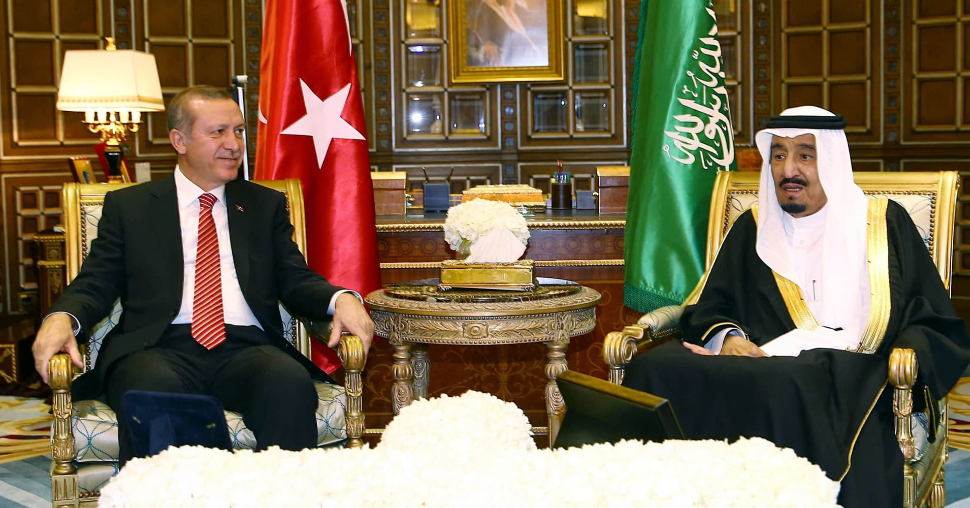 How Turkey gains from the grisly drama over the killing of journalist Jamal Khashoggi