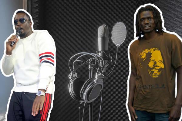 How ex-Sudanese child soldier Emmanuel Jal became a hip-hop