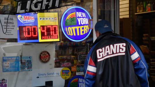 Odds of winning the Mega Millions jackpot |