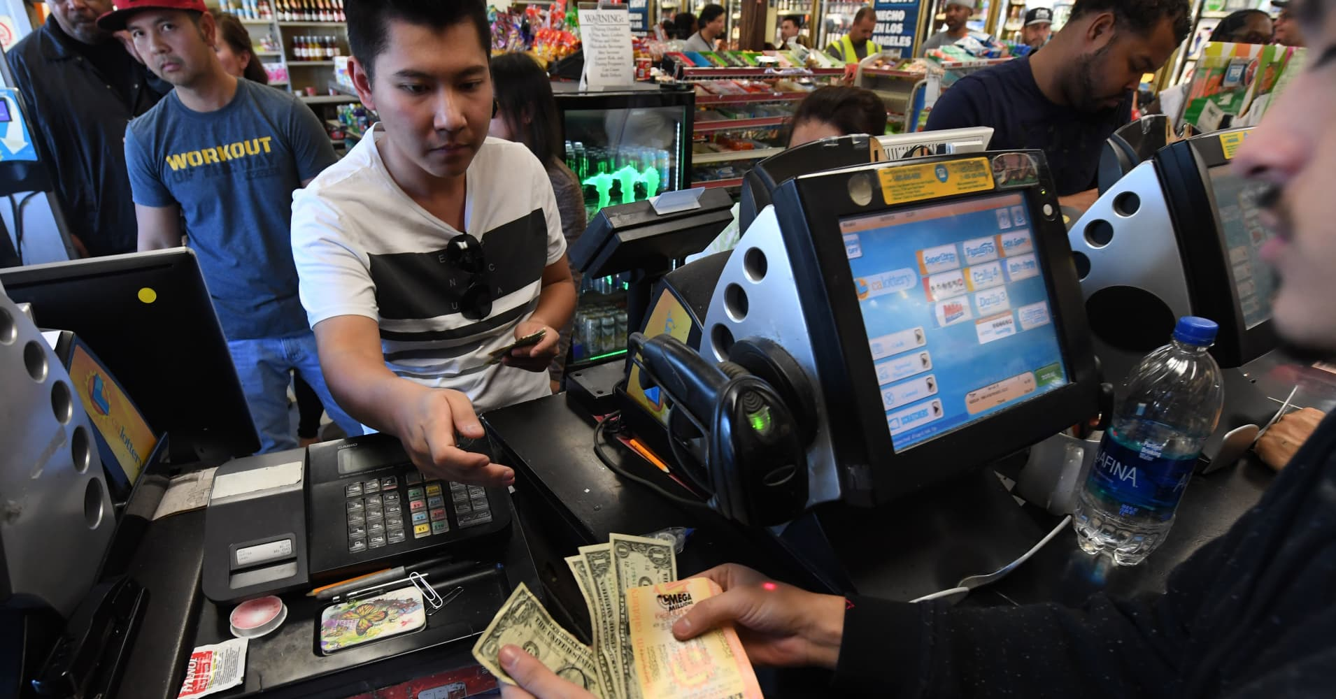 The dangers of joining an office pool for Tuesday's $1.6 billion Mega Millions jackpot