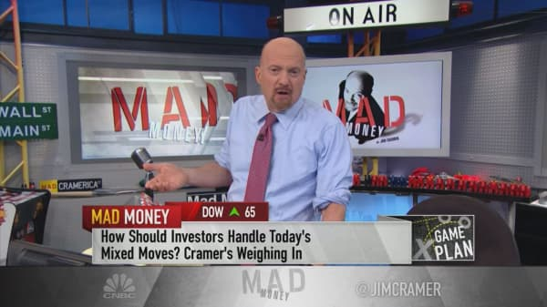 Cramer's game plan: Companies with fortunes tied to China or the Fed are 'guilty until proven innocent'