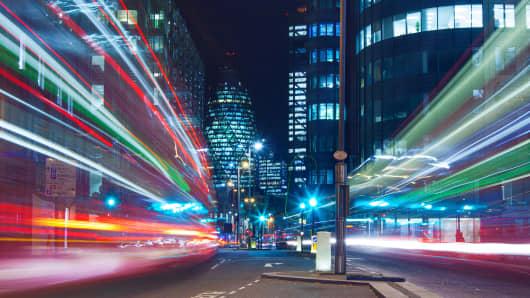London - The City