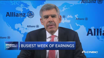 Full interview with Mohamed El-Erian