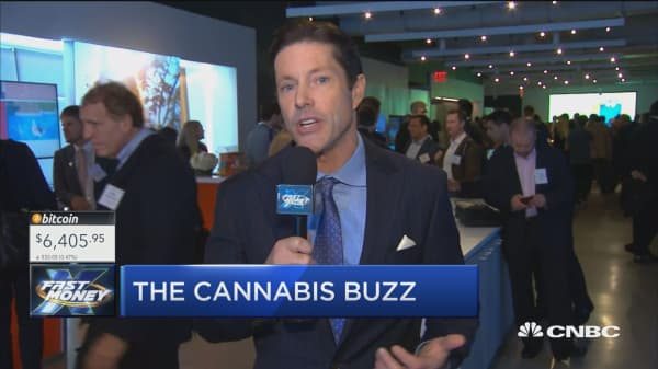 Inside one of the biggest cannabis investor conferences