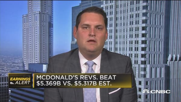 McDonald's stock success is a US story, says Morningstar's Hottovy