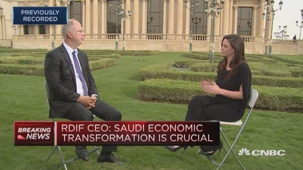 RDIF CEO: Khashoggi's death a terrible tragedy