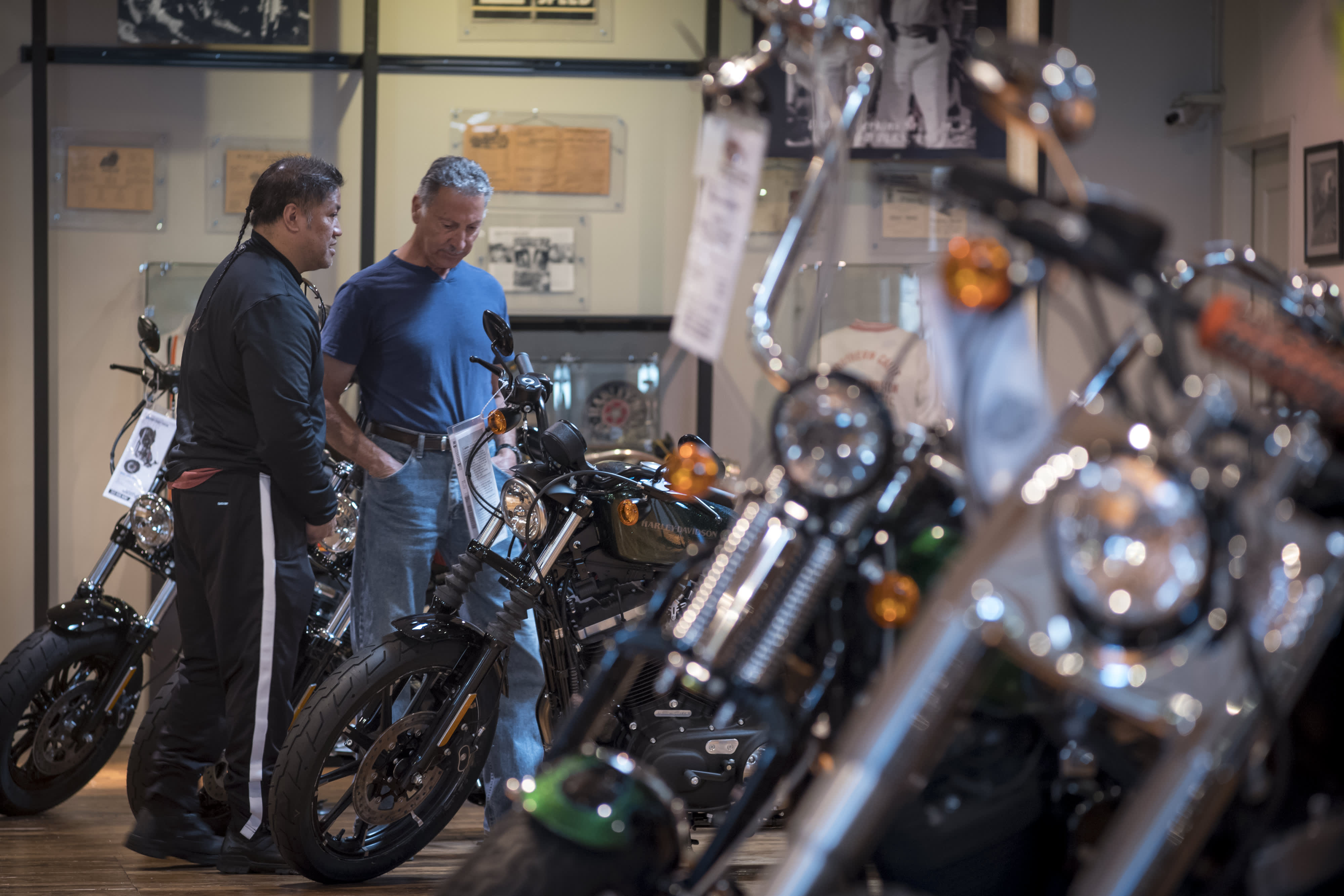 Prices For Used Harley Bikes Are Near Historic Lows But Not For Long