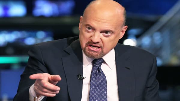 Jim Cramer: Cool your selling