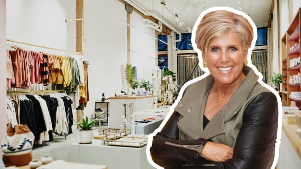 Suze Orman: Don't let your money define you