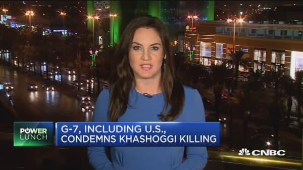 Saudi investment conference underway despite Khashoggi tensions