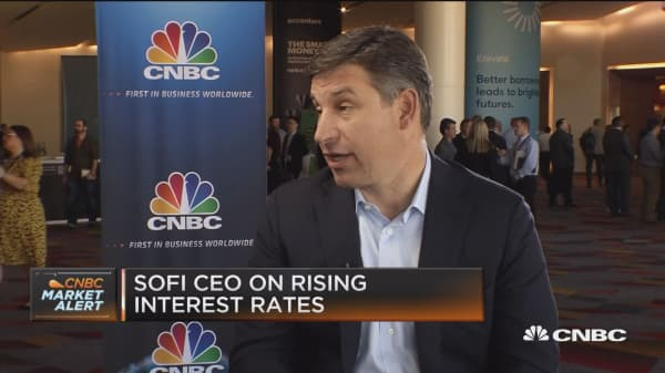 CNBC sits down with SoFi CEO Anthony Noto