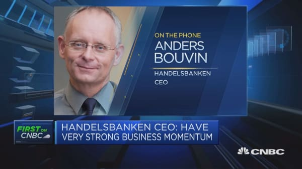 Handelsbanken CEO: Growing in both domestic and international markets