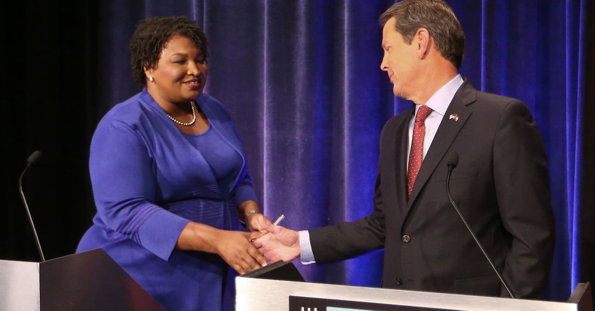 Stacey Abrams prepares push for a new Georgia governor vote