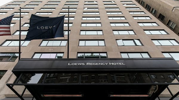 Loews Hotels CEO says some markets beginning to get overbuilt