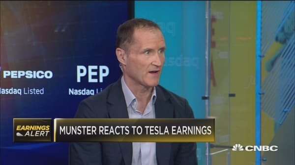 Loup Ventures Founder Gene Munster gives his take on Tesla earnings