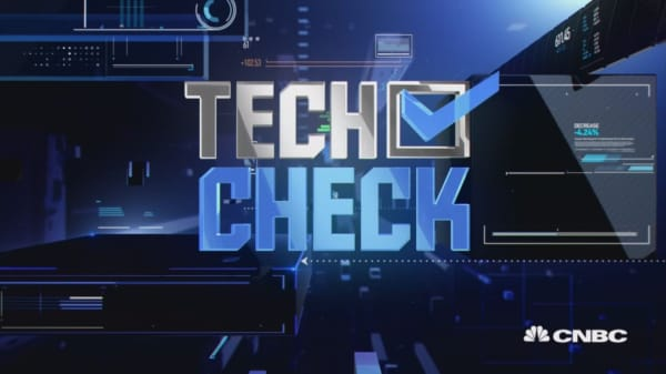 CNBC Tech Check Evening Edition: October 24, 2018