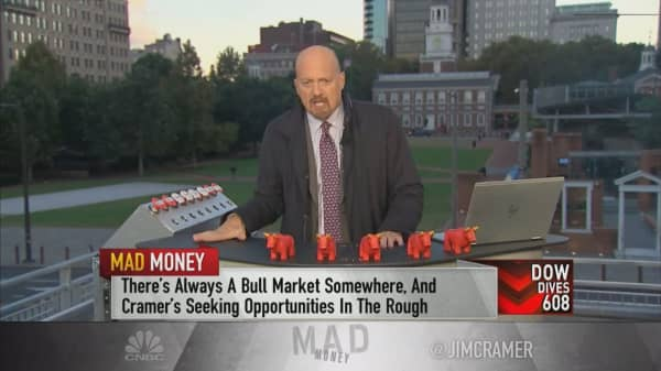 Cramer: 'Even in 2009,' investors started caring about great earnings after selling stopped