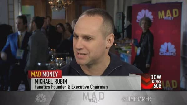 Michael Rubin: 'Nothing but growth opportunity in China'